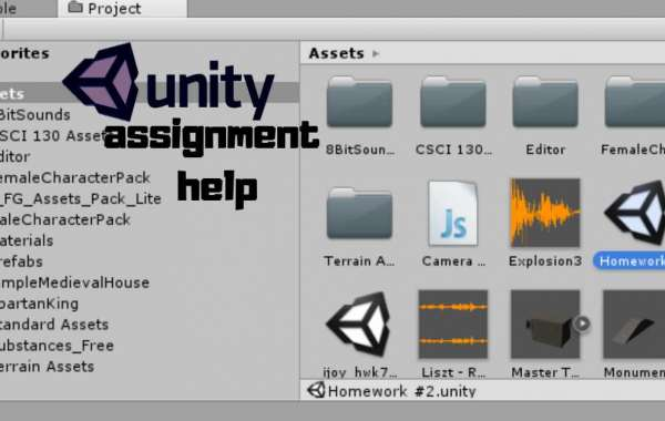 Do You Need Any Help with Unity 3D Assignment?