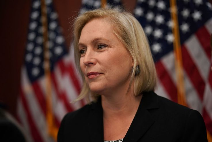 Gillibrand Can't Believe She Has Uncles Who Voted for Trump