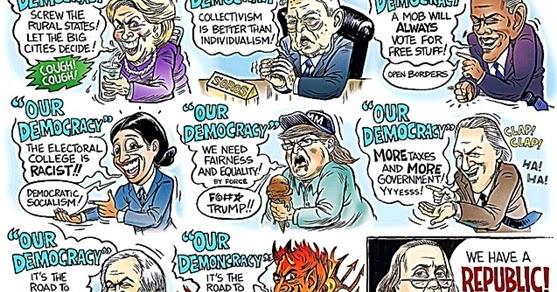 SlantRight 2.0: Republic of the People or Tyranny of Democracy