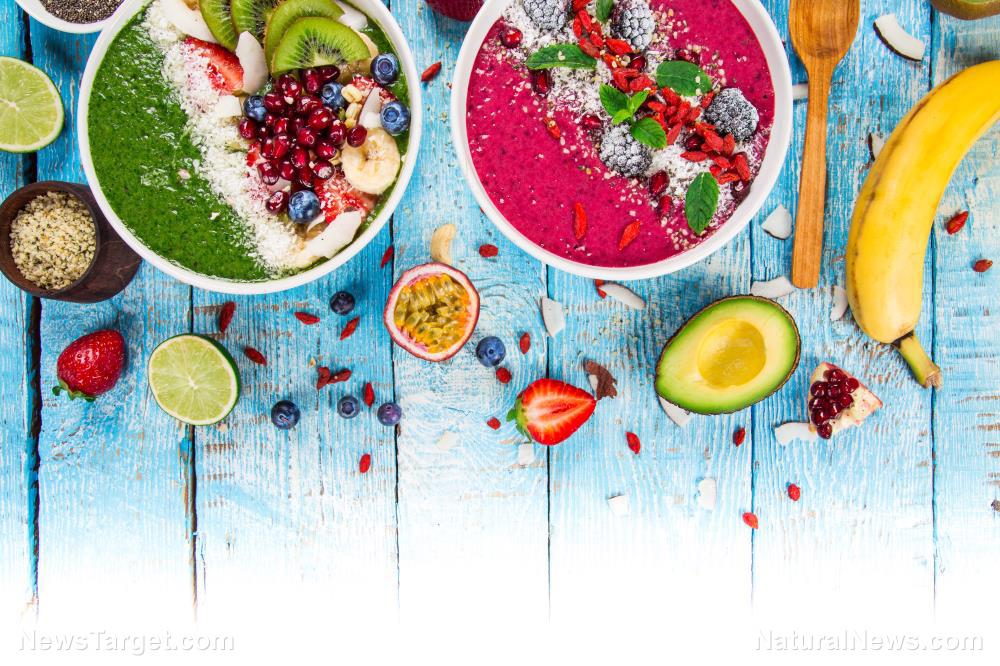 Enjoy a refreshing ginger cauliflower smoothie bowl and improve your digestive health – NaturalNews.com