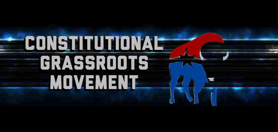 Post | Constitutional Grassroots Movement