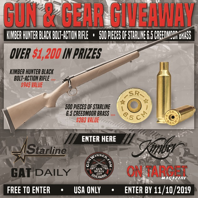 On Target Fall Hunting Giveaway
