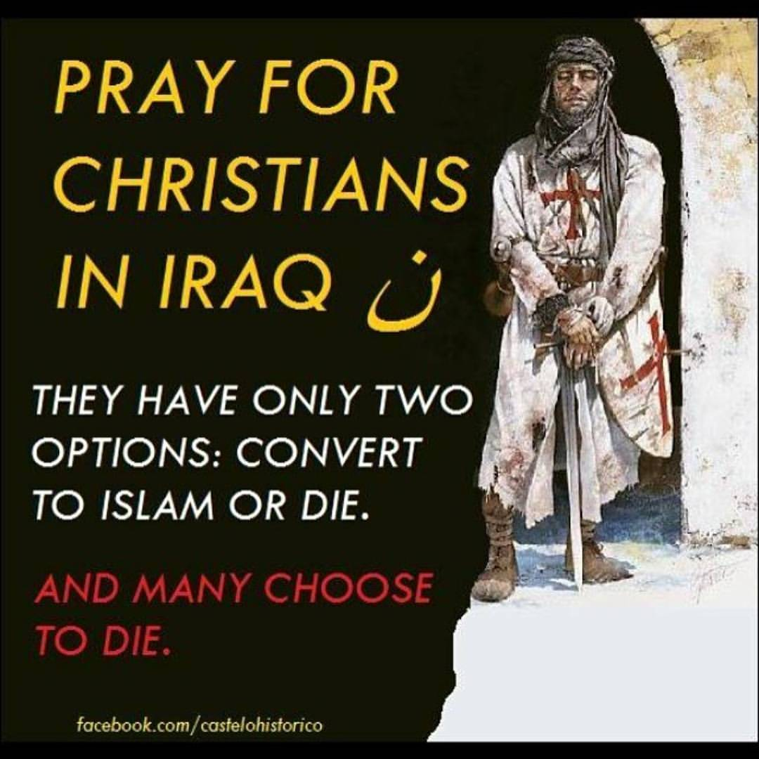 """Constitution over Politics on Instagram: """"#christianpersecution #christiangenocide  Partners: @hillarys_deleted__emails @sirbuddydude @ubcnews @young_trumplicans @z_a_l_p…"""""""