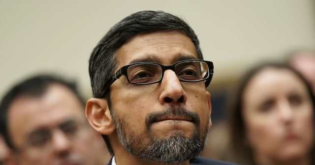 Robert Epstein: 'Google's Leaders Have Been Perjuring Themselves Before Congress'   Breitbart
