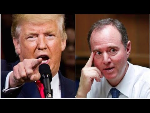 UPDATE: SHIFTY SCHIFF SHIFTS FABRICATED STORY… Adam Schiff (D-CA) Now Says His Making Up Story About Trump In Intelligence Hearing WAS A PARODY And Meant To Simply MOCK THE PRESIDENT!?!? – Evans News Report
