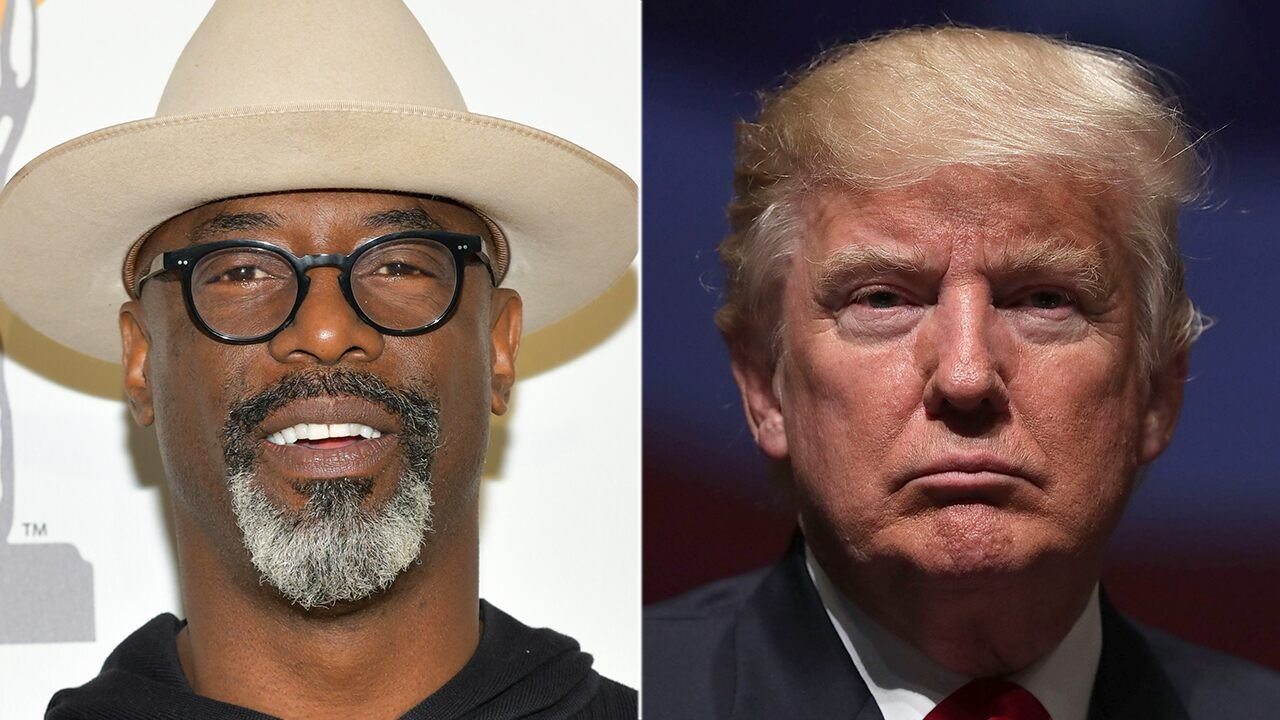 'Grey's Anatomy' star Isaiah Washington opens up about decision to leave the Democratic party after Trump White House visit | Fox News