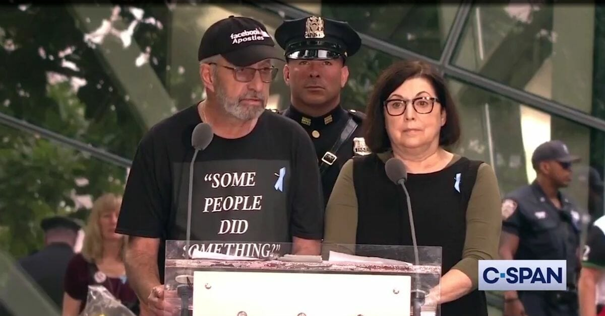 During 9/11 Memorial, Victim's Son Blasts Ilhan Omar by Name & Schools Her on Who's Responsible for Attack