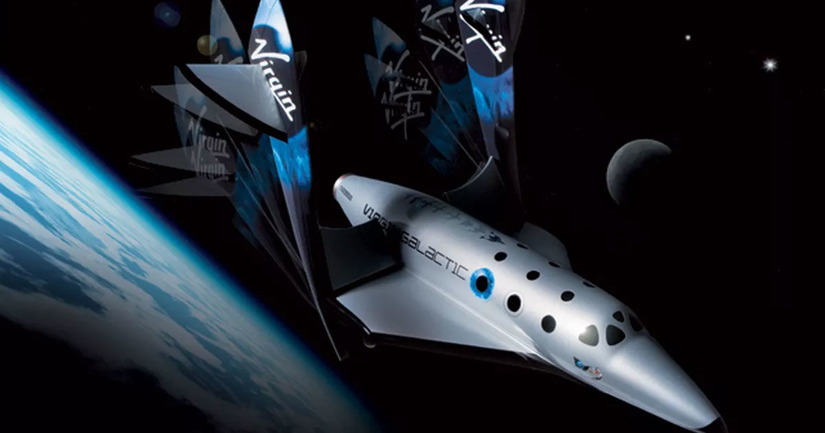 Virgin Galactic's Plan: Send Tourists to Space Every 32 Hours