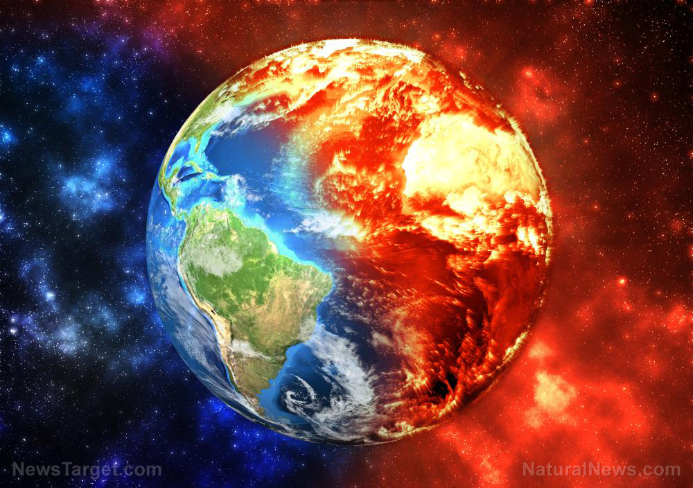 NASA admits that climate change occurs because of changes in Earth's solar orbit, and NOT because of SUVs and fossil fuels – NaturalNews.com