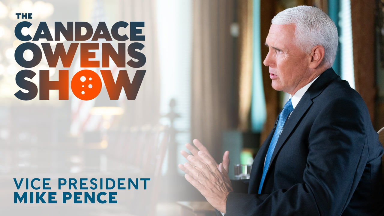 The Candace Owens Show: Vice President Mike Pence | PragerU