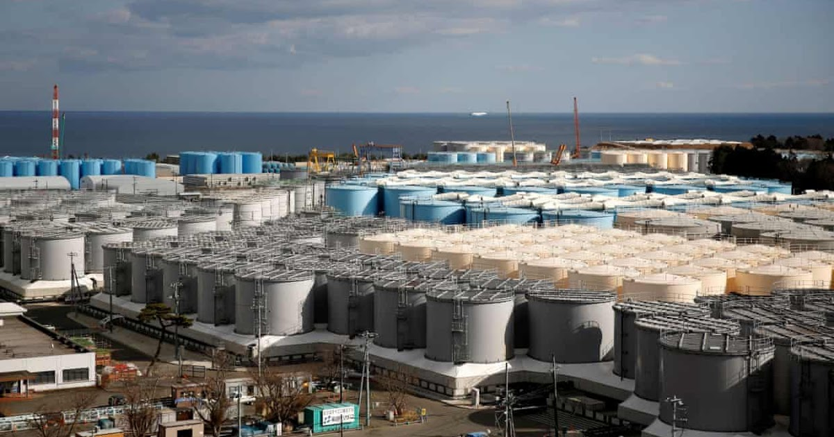 ATN NEWS: Fukushima: Japan will have to dump radioactive water into Pacific, minister says