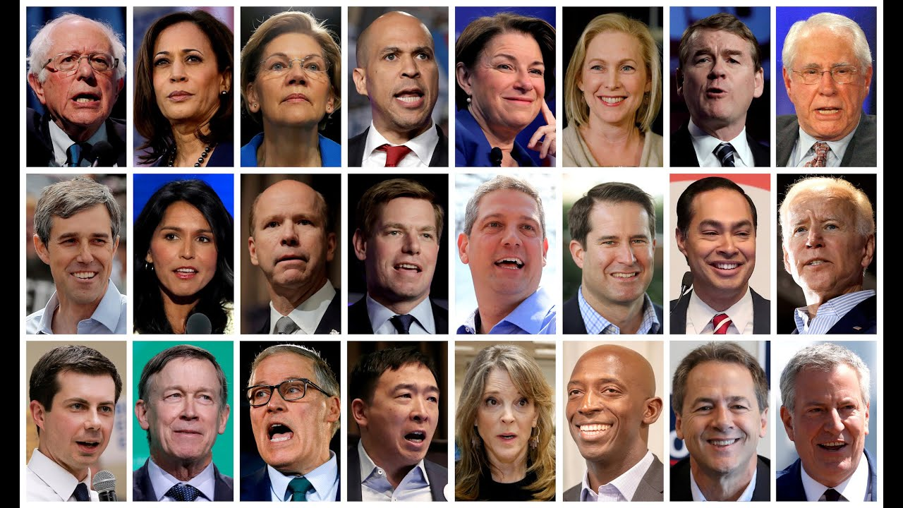 Presidential Candidates Playing Make-Believe - The Washington Standard