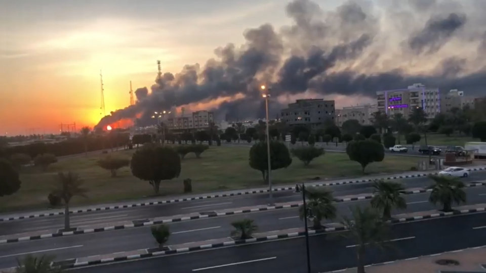 RIGHT Before The Saudi Oil Attack THIS Happened and It's The KEY To Everything | Lisa Haven News