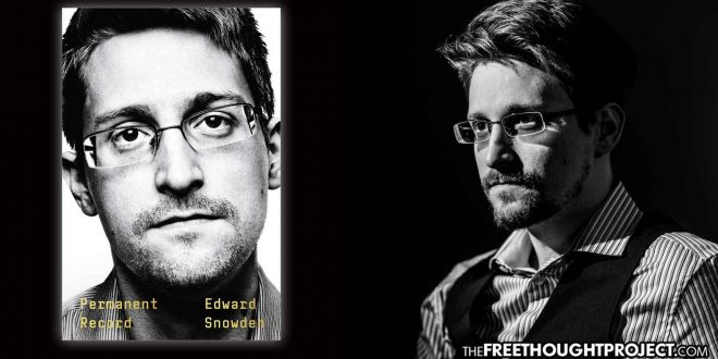 """Edward Snowden Releases Tell-All Book With Warning: """"I Am Not Suicidal"""" - The Washington Standard"""