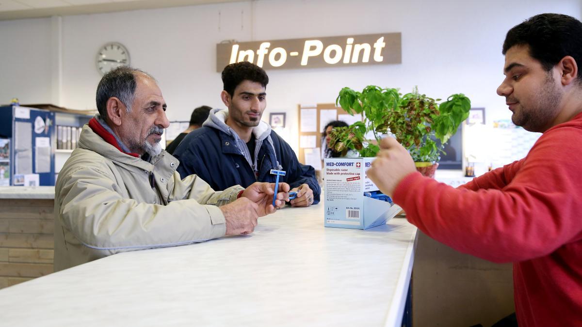 Migration: Drei von vier Syrern erhalten Hartz IV - WELT