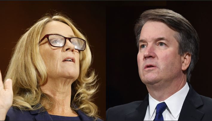 Blasey-Ford's Friend Says She Was Threatened With a 'Smear Campaign' if She Didn't Back Bogus Kavanaugh Story - David Harris Jr