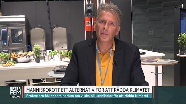 """Forskaren undersöker möjligheten att äta människokött: """"Finns många tabun"""" - Efter fem - tv4.se"""