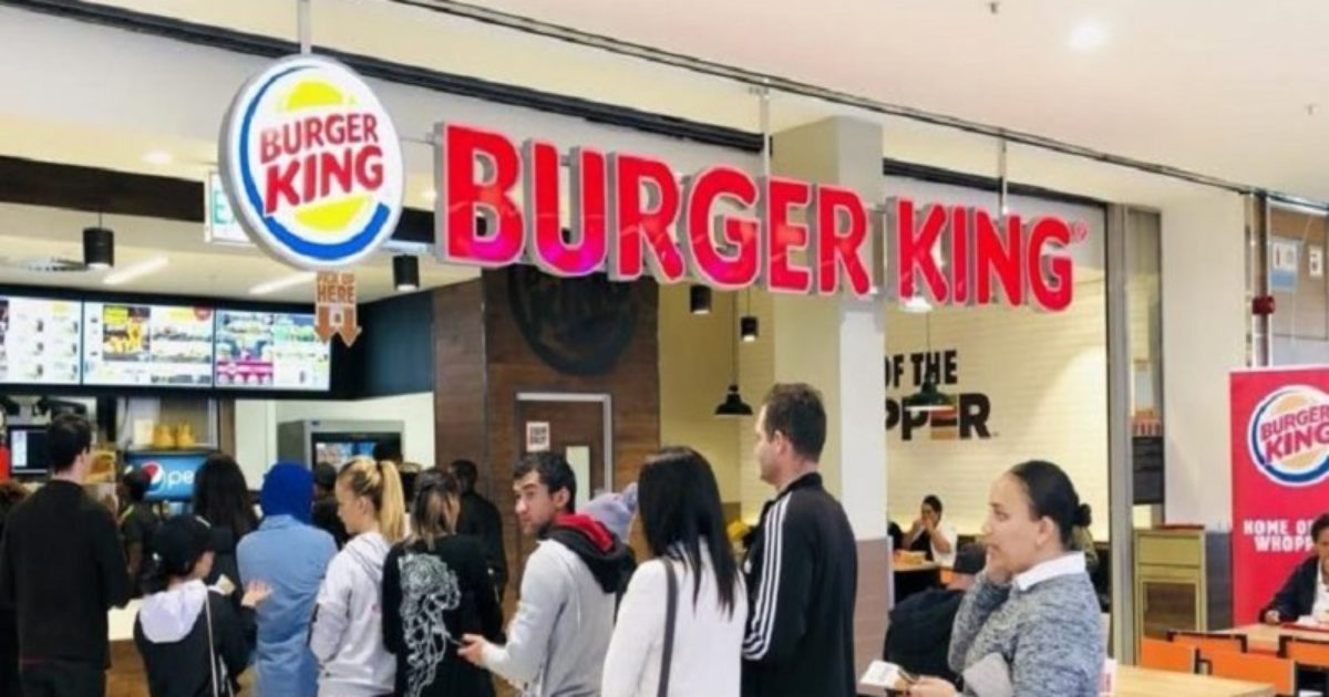 """SOUTH AFRICA: BURGER KING Removes """"Ham"""" From Hamburger To Be """"More Respectful"""" To Muslims"""
