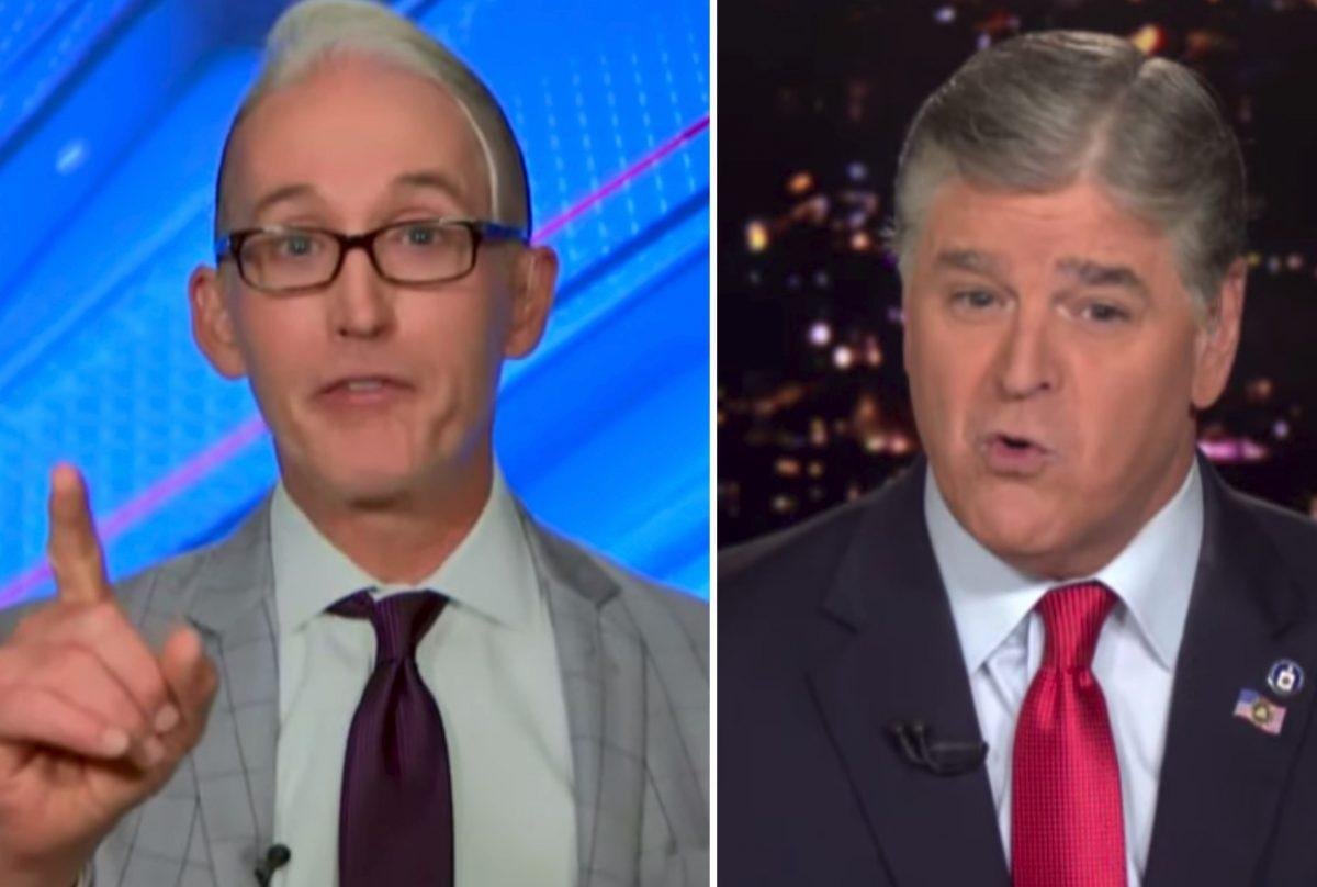[VIDEO] Gowdy Tries To Lower Expectations Of IG Report On FISA Abuse — Hannity's Not Hearing It