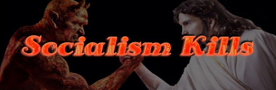 Socialism Kills Cover Image