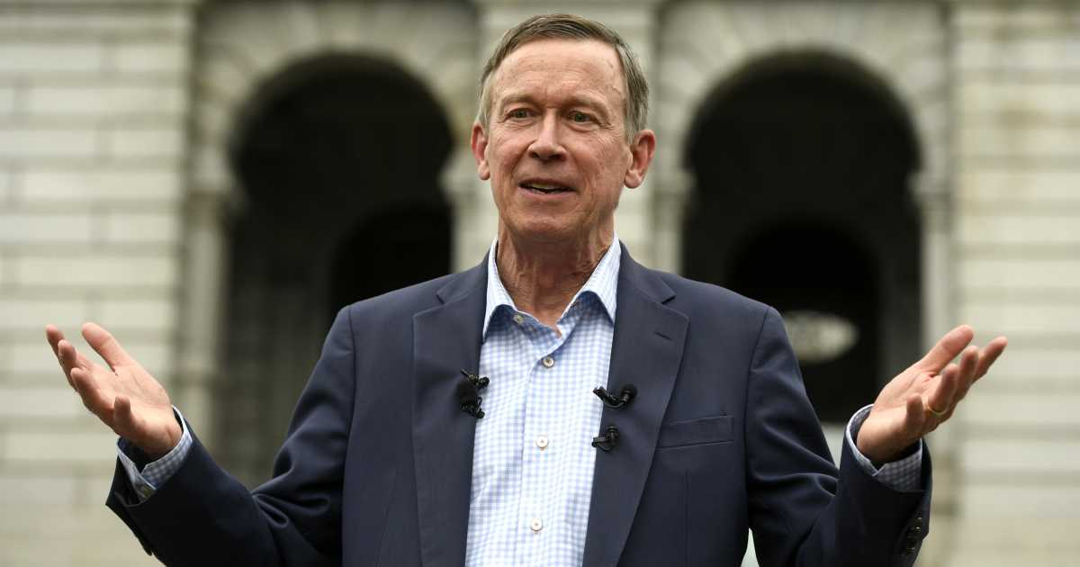EXCLUSIVE — VIDEO: John Hickenlooper Refers To Black Pastors As 'So Articulate' | Daily Wire