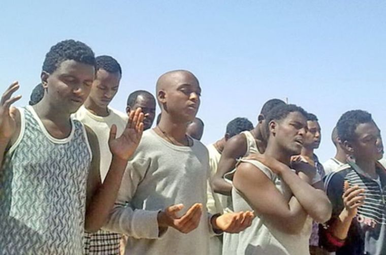 Persecuted pastor describes tortures of imprisonment facing Christians in Eritrea