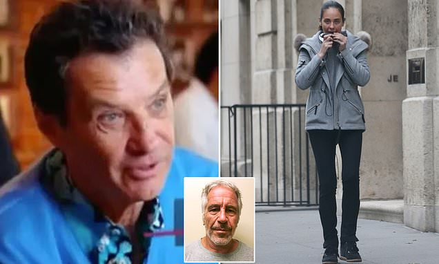 Millionaire thought to have key information on Epstein scandal vanishes | Daily Mail Online