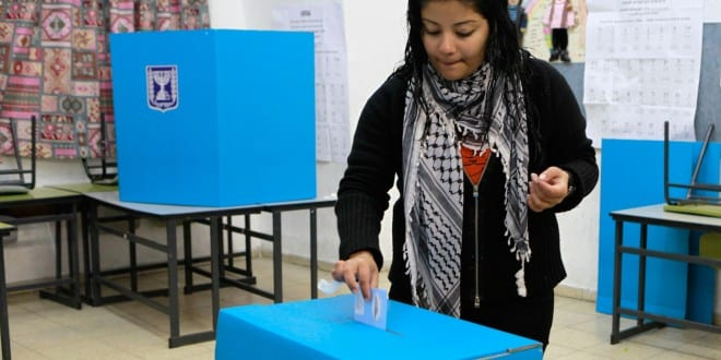 Soros Agents in Israel Caught Breaking Law Busing Arab Voters to the Polls -