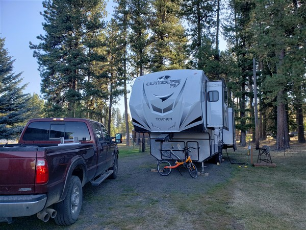 I recently completed my first stay with a Boondockers Welcome Host