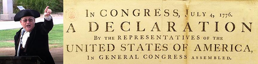 State legislators and Thomas Jefferson speak at Arizona Freedom Rally - COSAction