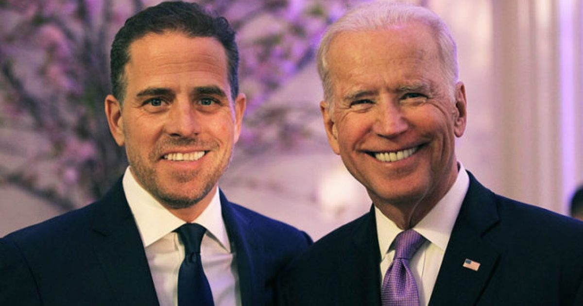 President Trump Demanded Answers From Ukraine President On Biden & Son's Corruption, Bilking Millions In Ukraine » Sons of Liberty Media
