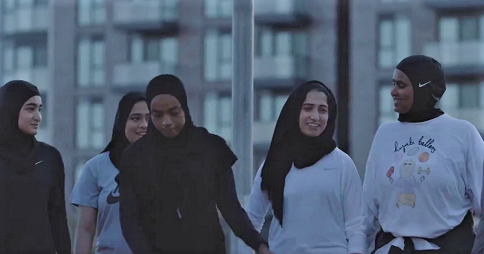 Nike takes Twitter by storm with Raptors hijab