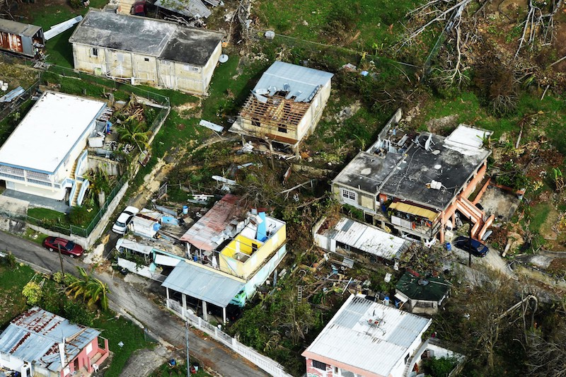 Trump Vindicated in Top FEMA Officials Arrest for Handling of Aid to Storm Ravaged Puerto Rico | True Conservative Pundit
