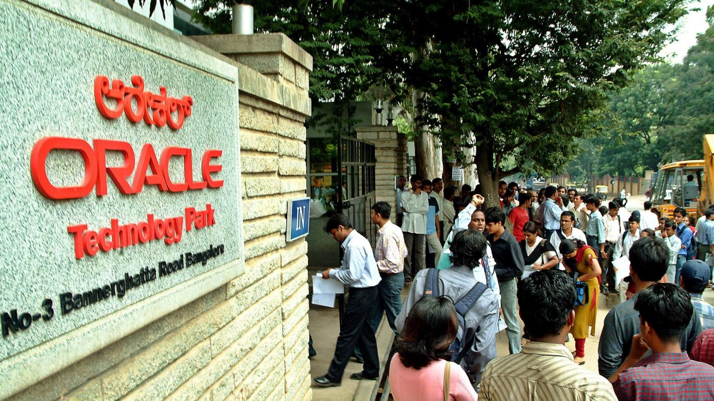The US says Oracle is encouraging Indians to hire other Indians—and it's killing diversity — Quartz India