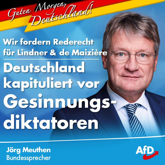 Liebe Leser, seit der Gründung unserer... - Prof. Dr. Jörg Meuthen | Facebook