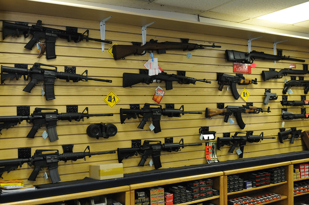 Gun Owners Beware: Facebook Using Photos to Keep Track of Your Weapons | Restoring Liberty