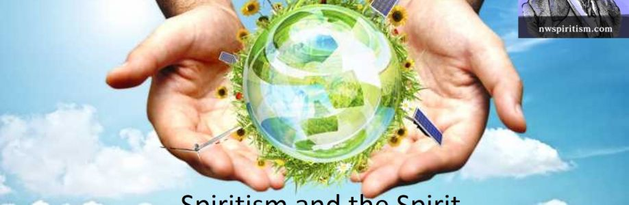 The Spiritist Cover Image