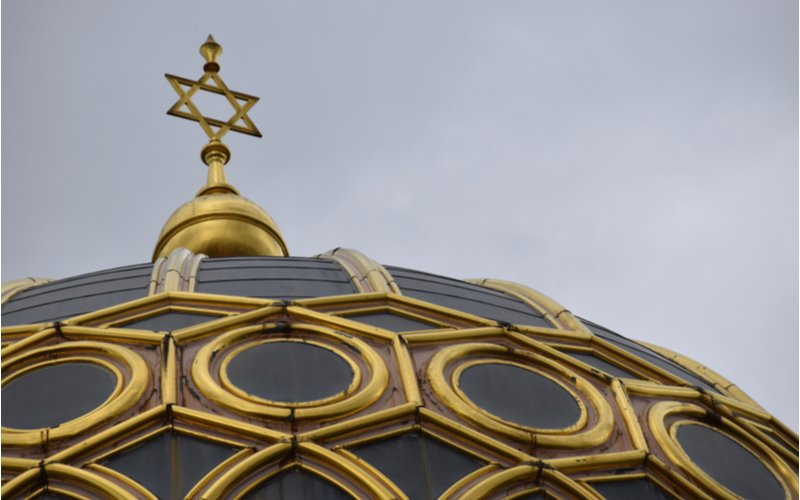 Shooting at Synagogue in Germany on Yom Kippur Leaves Two Dead - Behold Israel
