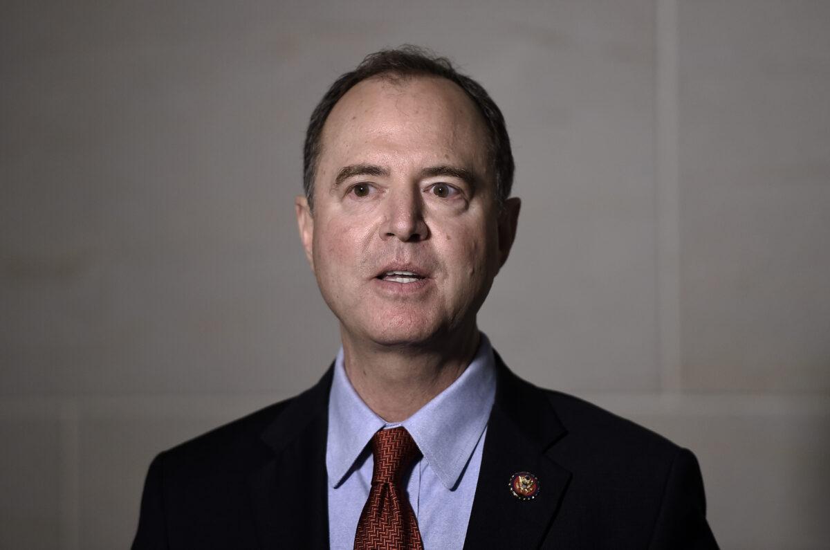 House Republicans Schedule Schiff Censure Vote, Accuse Chairman of Hiding Impeachment Documents
