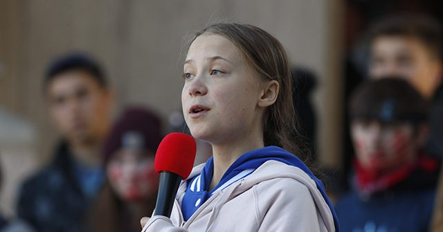 Canadian Oil, Gas Workers Protest Greta Thunberg: Don't Kill Our Jobs