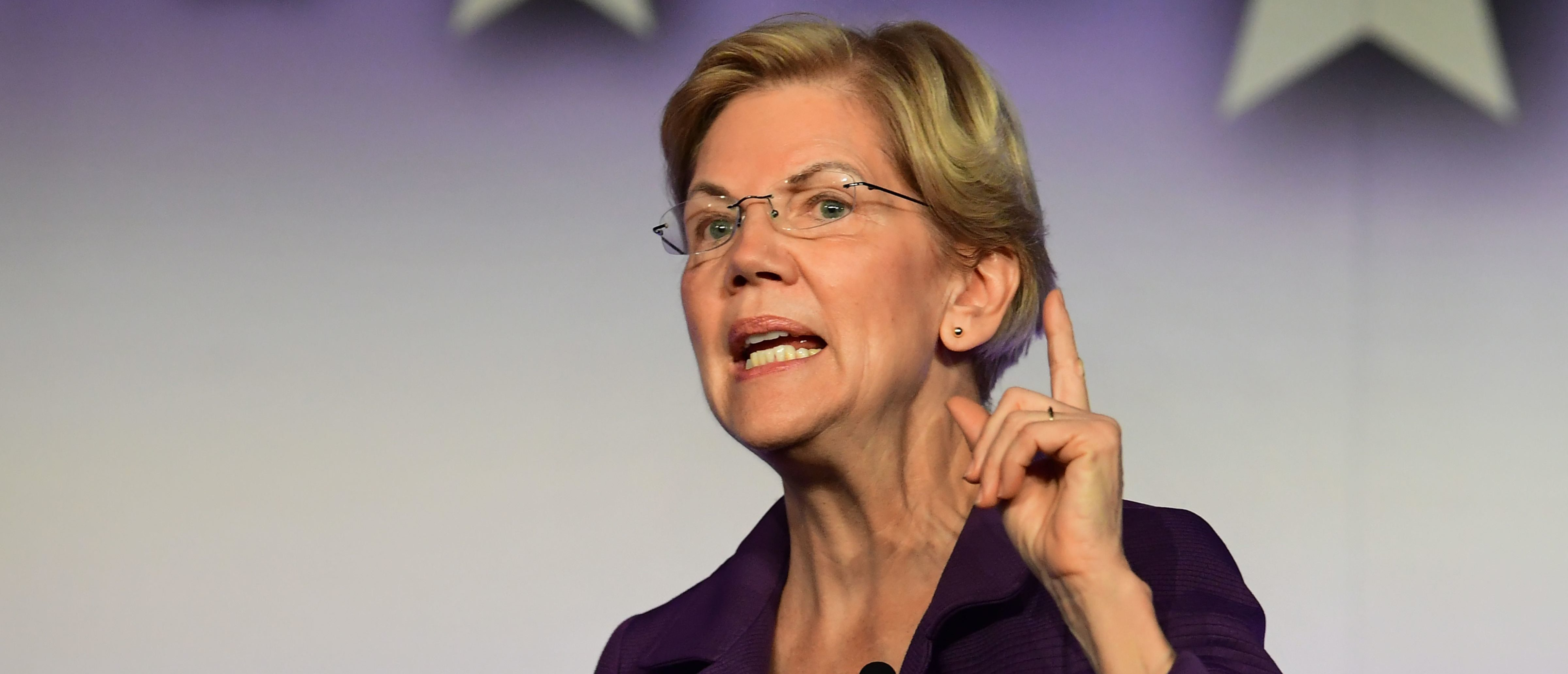 Elizabeth Warren Said She Was Pushed Out Of Teaching Job For Being 'Visibly Pregnant' — But She Told A Different Story In 2007 | The Daily Caller