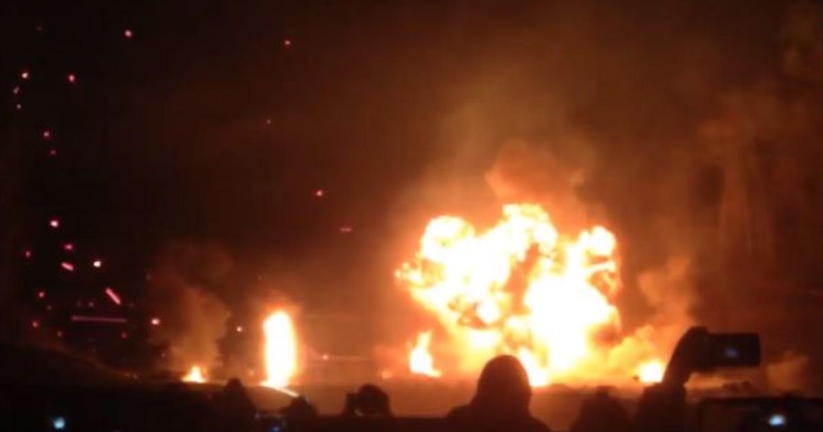 ABC News Passes 2016 Gun Range Video Off As Turkey Bombing Kurds