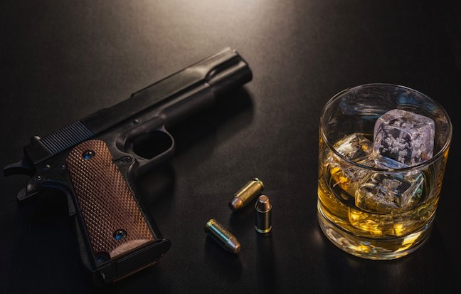 Liberals Want To Ban Alcohol Drinkers From Owning Guns – Def-Con News