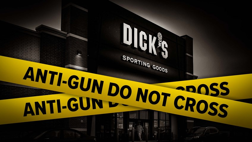 Hypocrites: Dick's Taunts Scrapping Semi-Auto Rifles - Will Still Sell You A Gun - Guns in the News