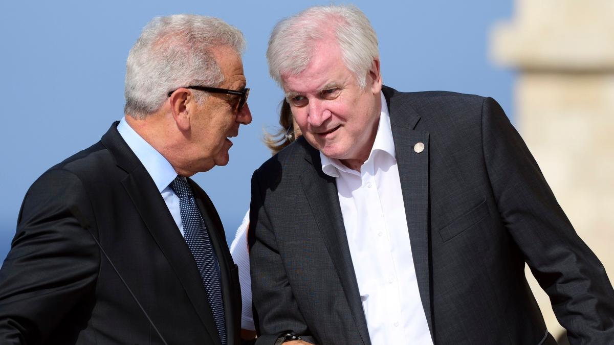 EU-Kommission fordert Deutschland auf, Grenzkontrollen zu beenden - WELT