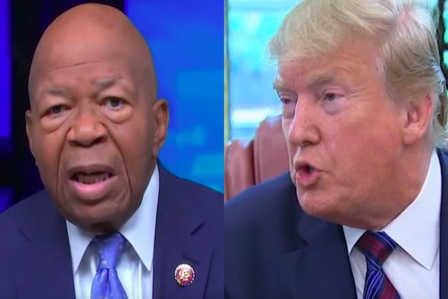 Muslim Activist Blames Elijah Cummings' Death On Trump's Mean Tweets – Def-Con News