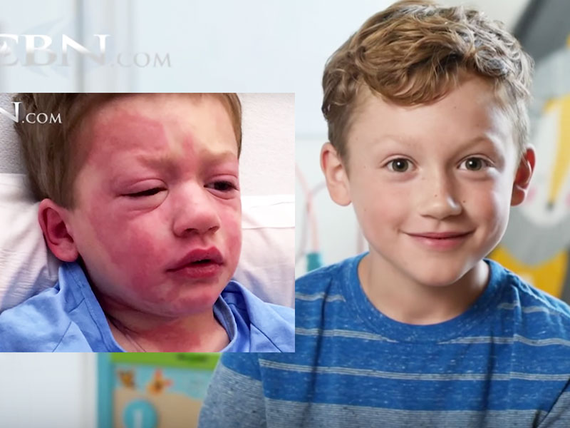Child's Severe Disease Vanishes Without Explanation And Stuns Doctors | God TV