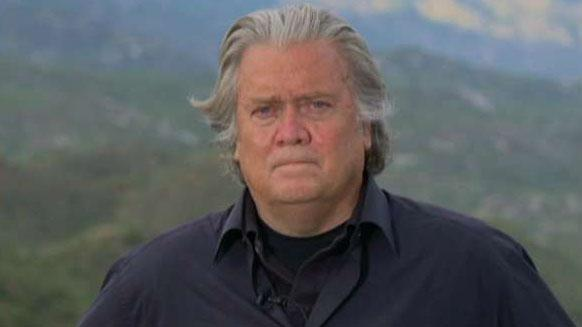 Bannon says he wanted alleged whistleblower booted from NSC over leak concerns | Fox News