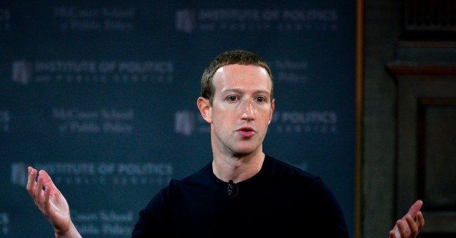 Facebook Removes Any Reporting On or Mention of Alleged 'Whistleblower' ID