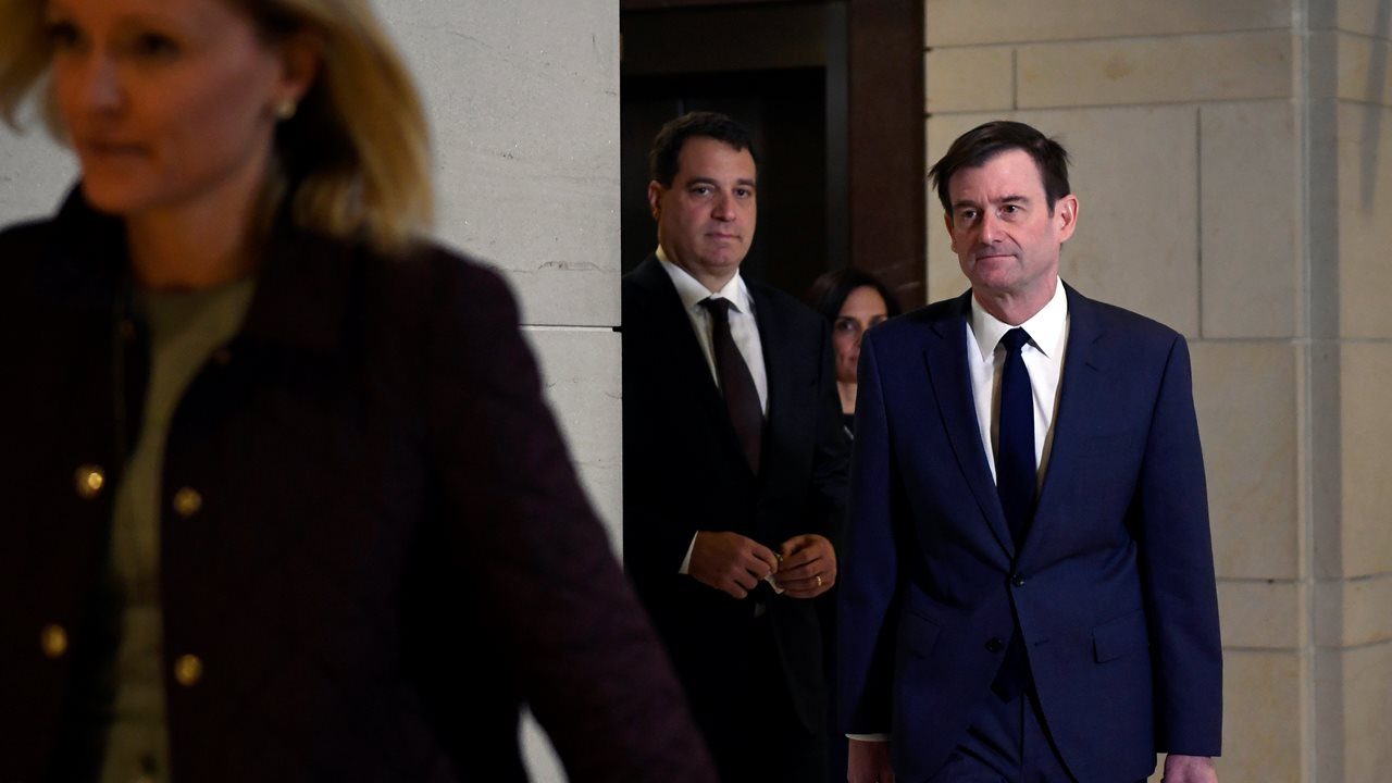 State Dept's David Hale: Multiple Countries Had Aid Withheld
